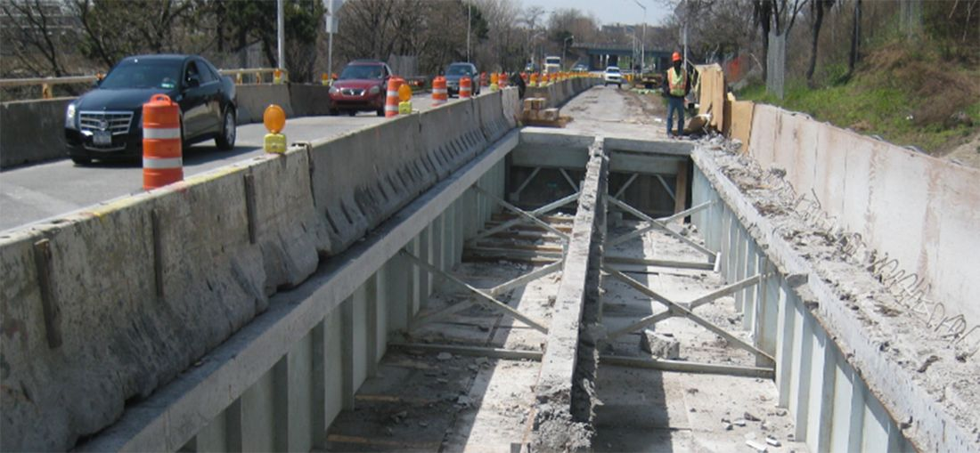 Nassau Expressway Rehabilitation & Resurfacing – The Tully Group